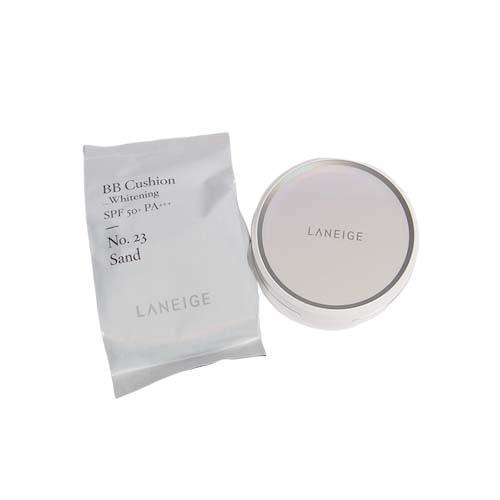 LANEIGE NEW BB Cushion Whitening 15g + Refill 15g