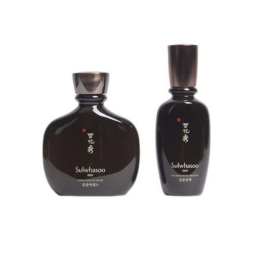 Sulwhasoo Reinforcing Emulsion SET  for men(Serum 140ml + Emulsion 90ml)
