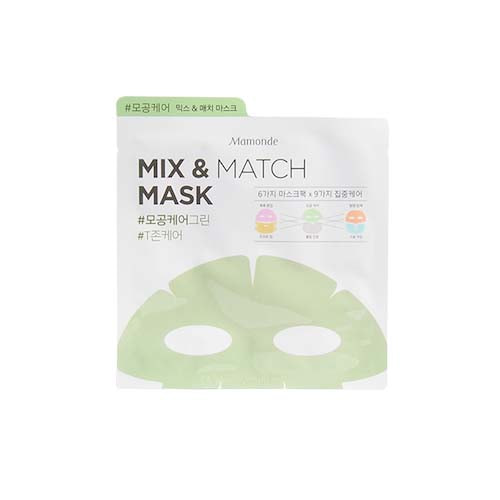MAMONDE MIX & MATCH Mask Pore Care 14ml 1ea