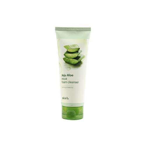 skin79 Jeju Aloe Aqua Foam Cleanser 150ml