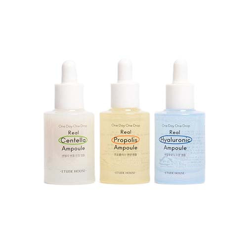 ETUDE HOUSE One Day One Drop Real Ampoule 30ml