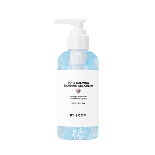 BY ECOM Pure Calming Soothing Gel Cream 200ml