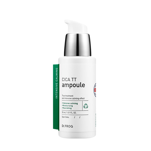 CHARMZONE Dr.Frog Cica TT Ampoule 30ml