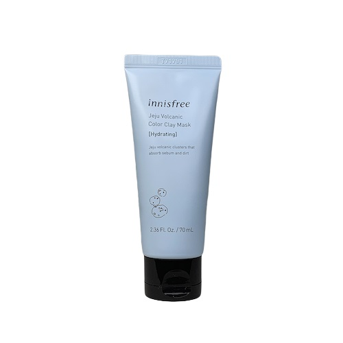 innisfree Jeju Volcanic Color Clay Hydrating Mask 70ml
