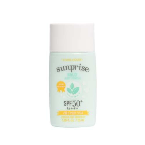 ETUDE HOUSE Sunprise Mild Airy Finish SPF50+ PA+++ 55ml