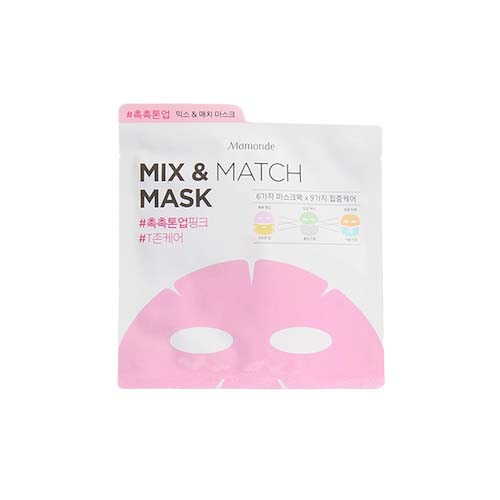 MAMONDE MIX & MATCH Mask Tone Up 18ml 5ea