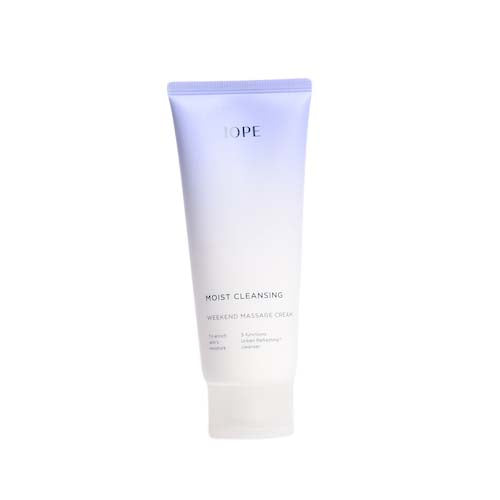 IOPE Moist Cleansing Weekend Massage Cream 150ml