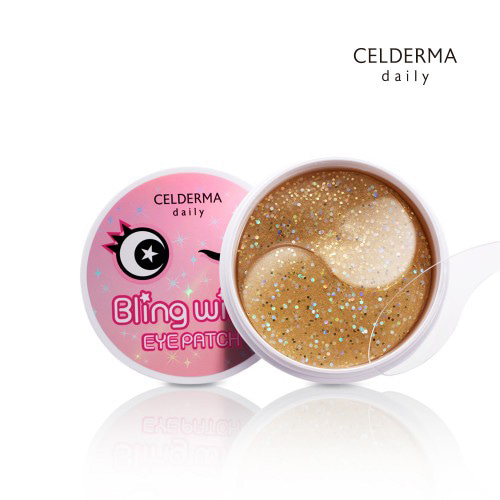CELDERMA daily Bling Wink Eye Patch 60ea