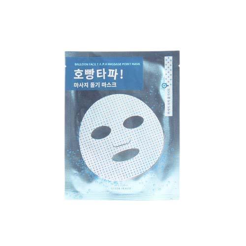 ETUDE HOUSE Balloon Face T.A.P.A Massage Point Mask 1ea