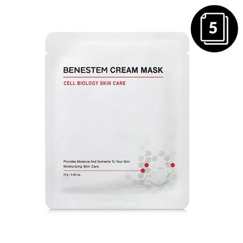 BENESTEM Cream Mask 5ea