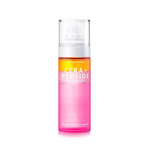 so natural Cera Plus Peptide Oil Finisher 80ml