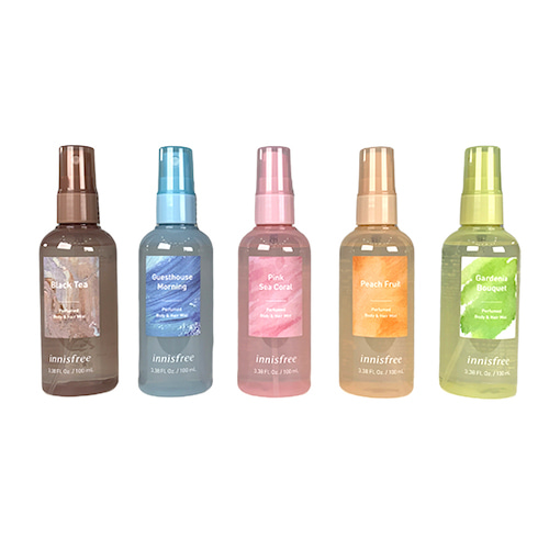innisfree Perfumed Body & Hair Mist 100ml