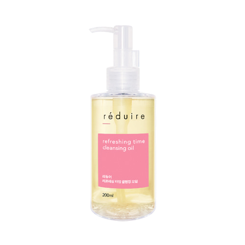 reduire Refreshing Time Cleansing Oil 200ml