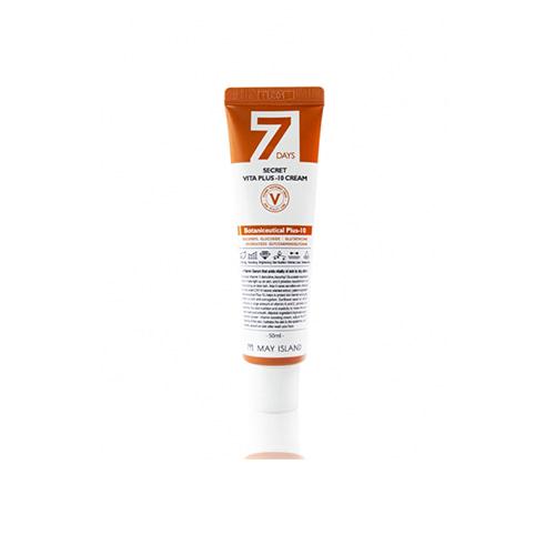 MAY ISLAND 7 Days Secret Vita Plus-10 Cream 50ml