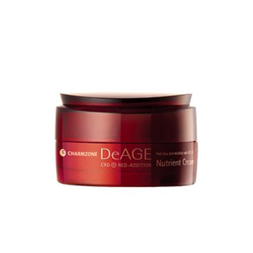 CHARMZONE DeAGE Red-Addition Nutrient Cream 50ml