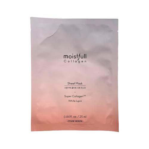 ETUDE HOUSE Moistfull Collagen Sheet Mask 3ea