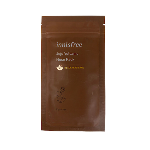 innisfree Volcanic Nose Pack 6ea
