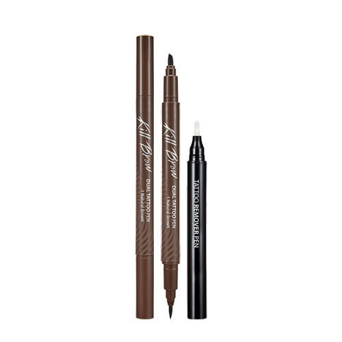 CLIO Kill Brow Dual Tattoo Pen 0.3g