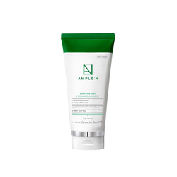 AMPLE:N Purifying Shot Cream Cleanser 150ml