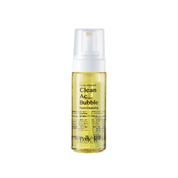 DMCK Clean Ac Bubble Foam Cleansing 160ml