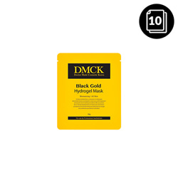 DMCK Black Gold Hydrogel Mask 10ea