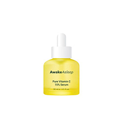 AwakeAsleep Pure Vitamin C 15% Serum 30ml