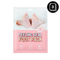 mefactory Peeling Dead Foot Pack 3ea