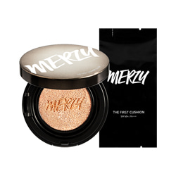 MERZY The First Cushion Glow Set SPF50+ PA+++ 13g + Refill 13g