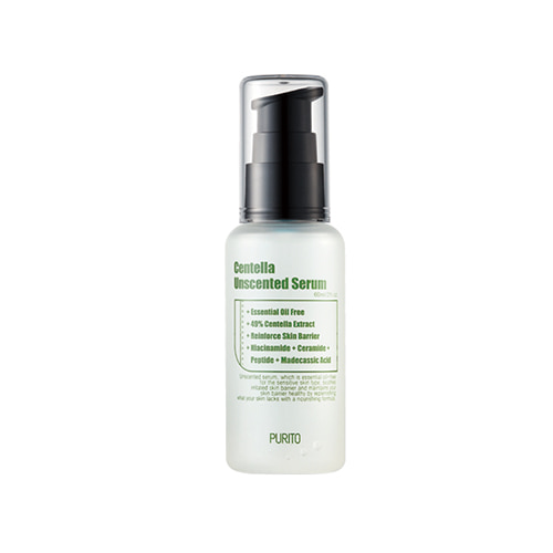 [TIME DEAL] PURITO Centella Unscented Serum 60ml