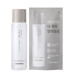 TONYMOLY From Haenam Black Barley Mist Toner Set 150ml + Refill 100ml
