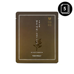 TONYMOLY Contains Artemisia Essence Mask 5ea