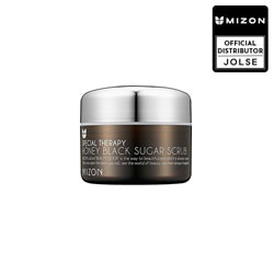 MIZON Honey Black Sugar Scrub 80g