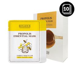BONAJOUR Propolis Essential Mask 25g * 10ea
