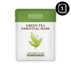 BONAJOUR Green Tea Essential Mask 25g
