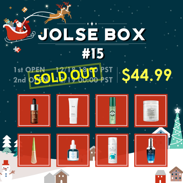 JOLSE BOX #15 SOLD OUT