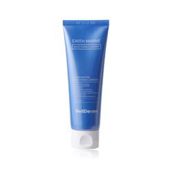 WellDerma Earth Marine Moist Foam Cleanser 120g