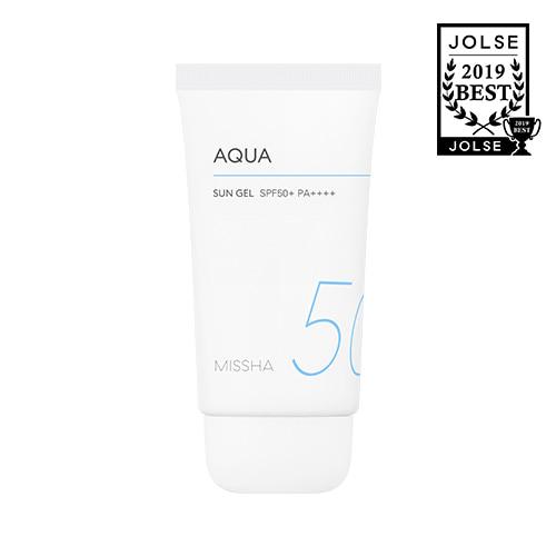 MISSHA All-around Safe Block Aqua Sun Gel SPF50+ PA++++ 50ml