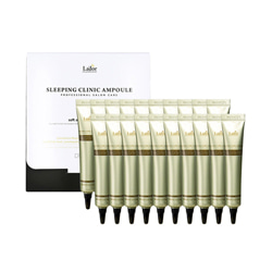 Lador Snail Sleeping Hair Ampoule 20ml * 20ea