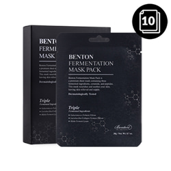 Benton Fermentation Mask Pack 10ea