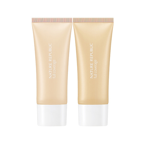 Nature Republic Pure Shine Foundation SPF50+ PA++++ 30ml
