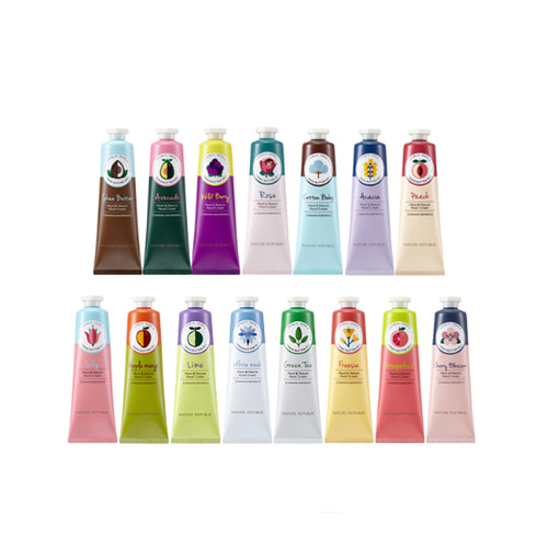 Nature Republic Hand & Nature Hand Cream 30ml