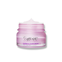 touch in SOL Pretty Filter Waterful Glow Cream 50ml