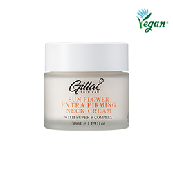 Gilla8 Sun Flower Extra Firming Neck Cream 50ml