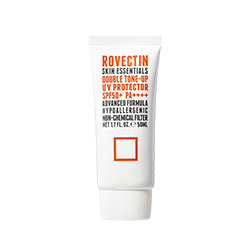 ROVECTIN Skin Essentials Double Tone-up UV Protector SPF50+ PA++++ 50ml