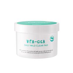 ShionLe Vita-Cica Daily Mild Clear Pad 70ea