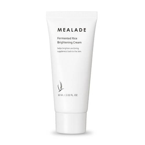 MEALADE Fermented Rice Brightening Cream 60ml