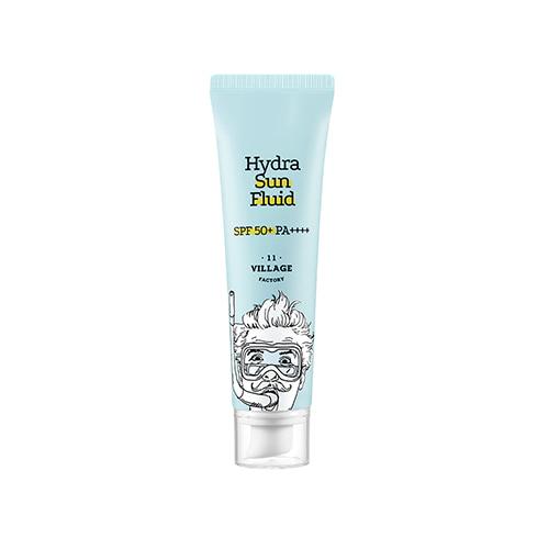 VILLAGE 11 FACTORY Hydra Sun Fluid SPF50 PA++++ 50ml