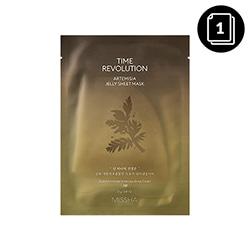 Missha Time Revolution Artemisia Jelly Sheet Mask 23g*1ea
