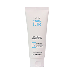 ETUDE HOUSE Soon Jung pH 5.5 Foam Cleanser 150ml