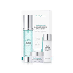 WELLAGE Real Hyaluronic Capsule Serum Special Set